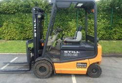 Still Forklifts